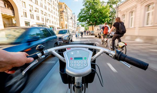 Популярность московского велопроката в 2018 году выросла в два раза