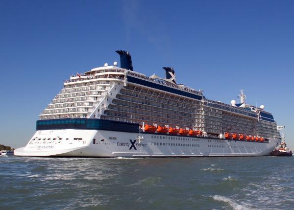 Круизный лайнер с 3000 пассажиров не вошел в Петербург из-за ветра