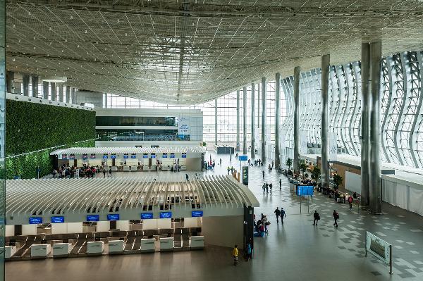 В терминале аэропорта «Симферополь» открылся туристско-информационный центр