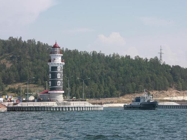 Порт Турка на Байкале включен в перечень внутренних водных путей РФ