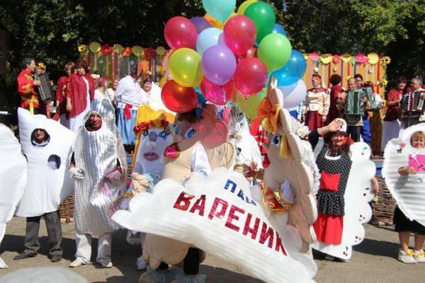 В Зиминском районе проведут дефиле костюмов вареника