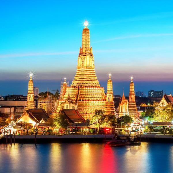 Около 40 млн иностранных туристов ожидают в Таиланде в следующем году