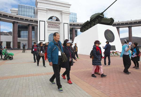 Упрощенный порядок въезда в Россию начинает действовать на Дальнем Востоке