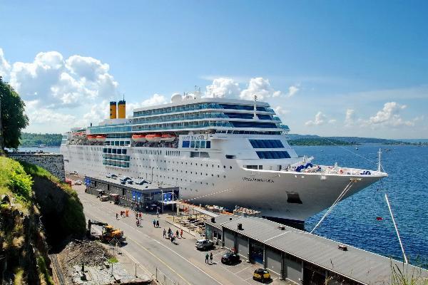 Тарасанко: круизное судно станет плавучей гостиницей для гостей ВЭФ