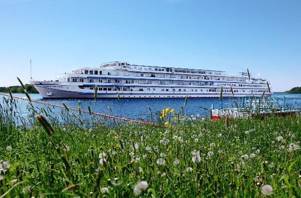 Вологодская область намерена развивать круизный туризм