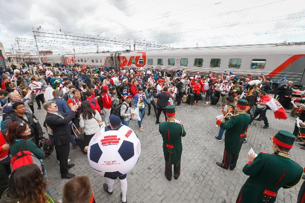 Более 150 тыс. человек остановились в гостиницах Екатеринбурга за время ЧМ