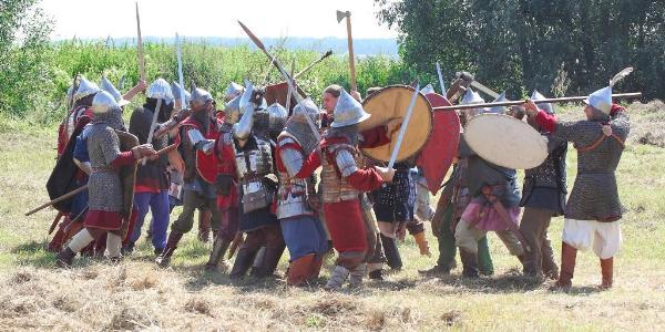 Более 350 ратоборцев соберет в Рязанской области фестиваль «Битва на Воже»