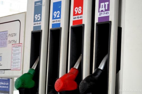 Росстат не увидел снижения цен на бензин