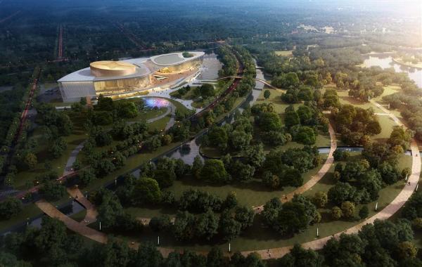 Древняя стена для защиты от наводнений в Шанхае превратится в парк культурного наследия