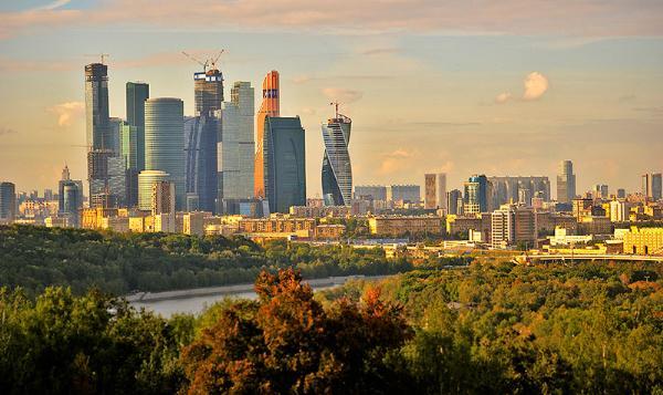 CEO Thomas Cook назвал Россию новой точкой притяжения для иностранных туристов