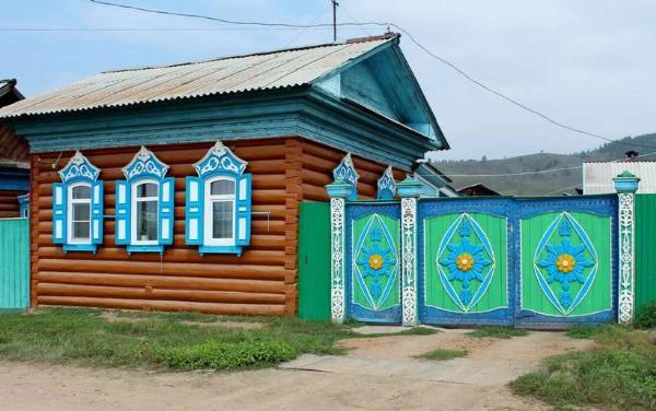 Село старообрядцев в Бурятии признано самой красивой деревней России