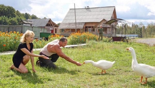 В Госдуме задумались над развитием агротуризма