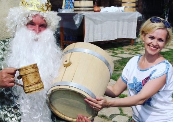 Около 200 литров окрошки приготовят на фестивале кваса в Тюменской области