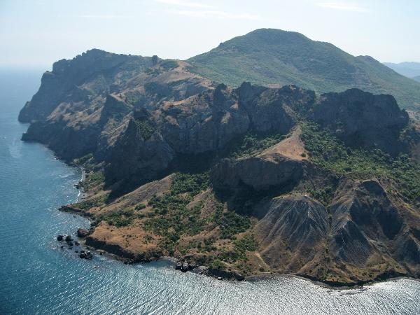 В Крыму появится туристический маршрут к вулкану