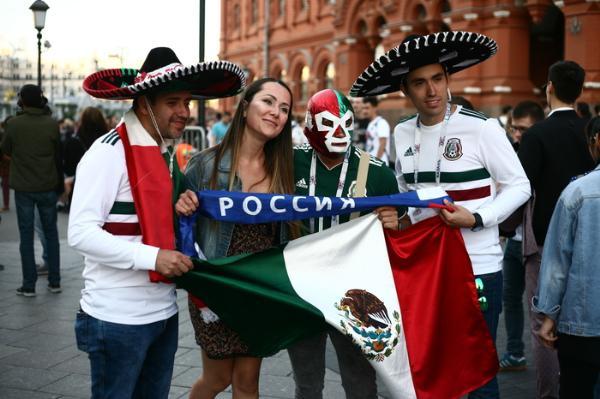 Ростуризм: города проведения ЧМ-2018 приняли 5 млн туристов