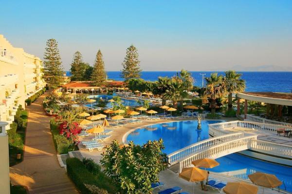 Россияне стали выбирать в Греции более дорогие отели