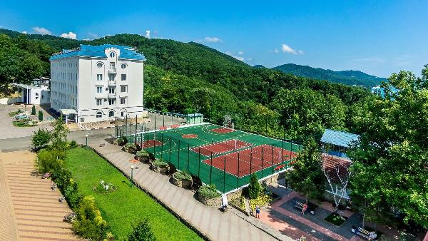 Оздоровительный комплекс «Прометей» в Краснодарском крае перешел под управление AZIMUT Hotels
