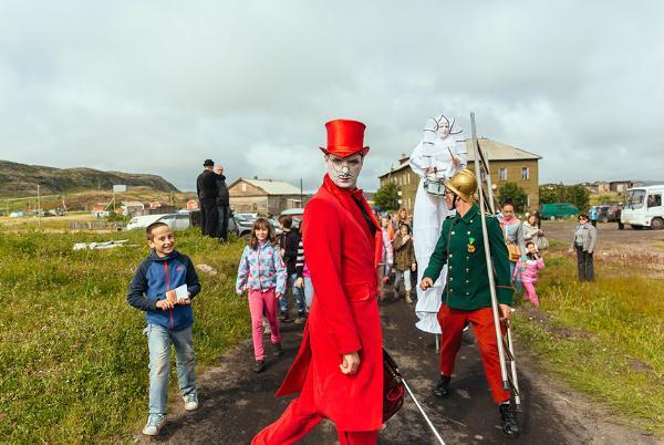 Арктический фестиваль пройдет в Мурманской области, несмотря на нехватку средств