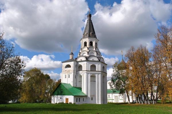 Школьный тур «Кремль - Исторический музей - Александровская слобода» запустят в 2019 году