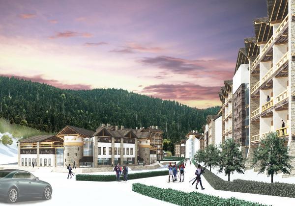 На курорте «Архыз» в июле откроется высокогорный бассейн с подогревом