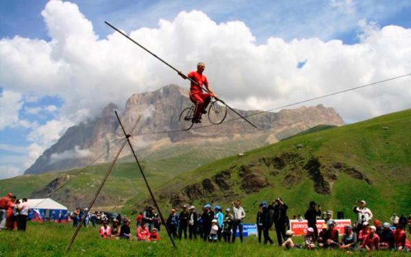 Около 1000 человек примут участие в фестивале экстремальных видов туризма в Дагестане