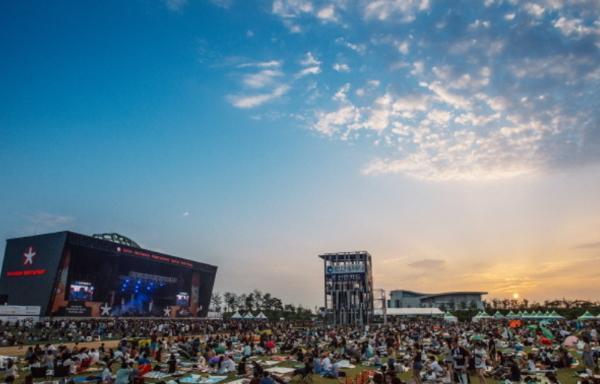 «Пента порт»: грандиозный рок-фестиваль в Инчхоне