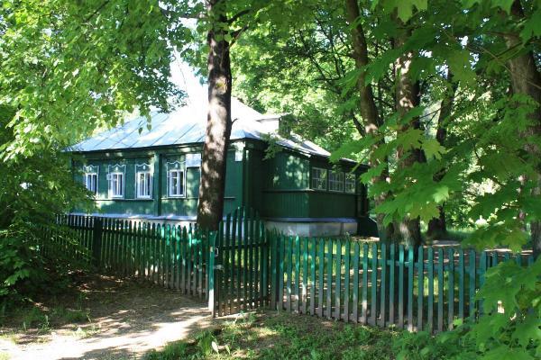 В подмосковном Зарайске планируется возродить сад Достоевского