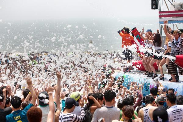 Фестиваль морской грязи в Порёне 2018