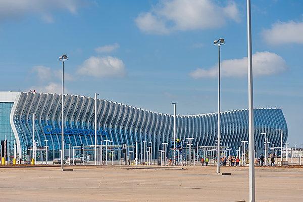Аэропорт «Симферополь» за 6 месяцев 2018 года обслужил более 1,8 млн пассажиров
