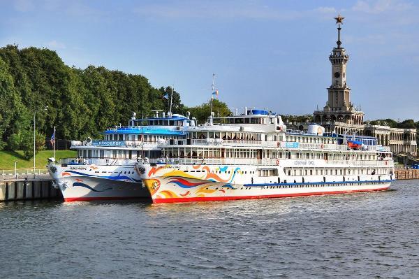 Иностранные туристы составляют треть пассажиропотока на речных круизах по России