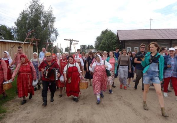 Архангельская область: жители Верколы боятся жить в самой красивой деревне