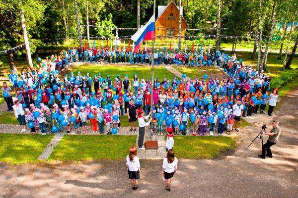 В Тамбовской области в июне отдохнули около 38 тыс. детей