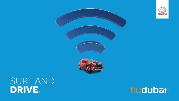Surf and drive: выиграй автомобиль с flydubai этим летом