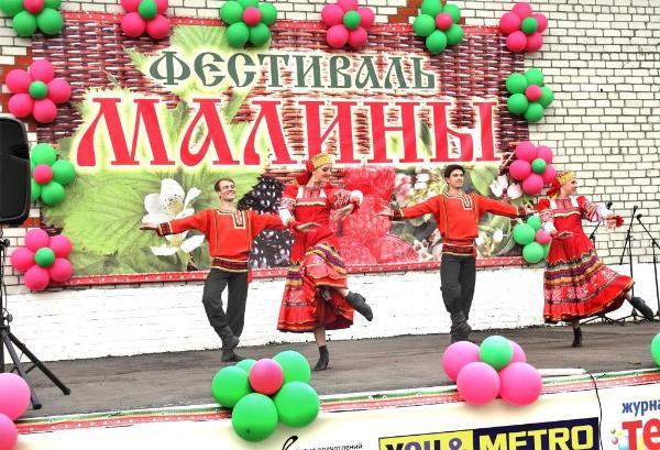 Гастрономический фестиваль, посвященный малине, пройдет в Рязанской области