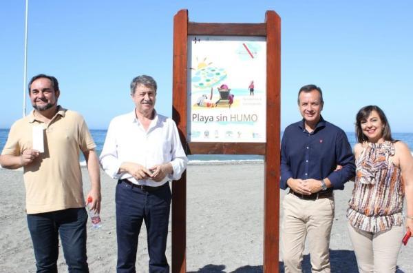 Первый пляж для некурящих появился в Андалусии