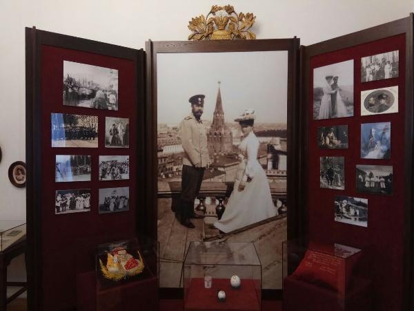Почти 10 тысяч человек посетили музей императорской семьи Романовых в Тобольске с апреля