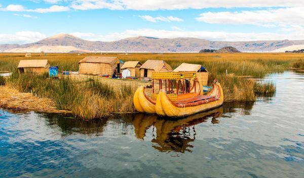 В Боливии построят подводный музей города доколумбовой эпохи
