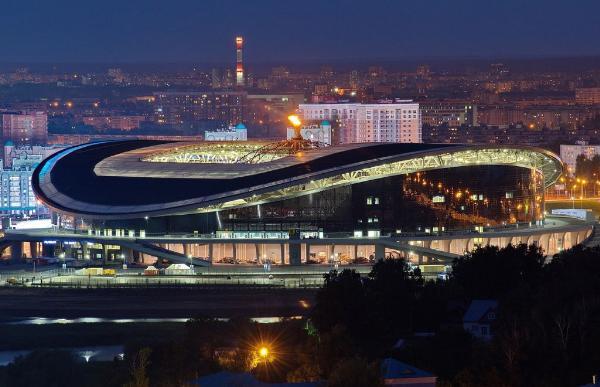 Казань за время проведения ЧМ-2018 посетили 300 тысяч туристов