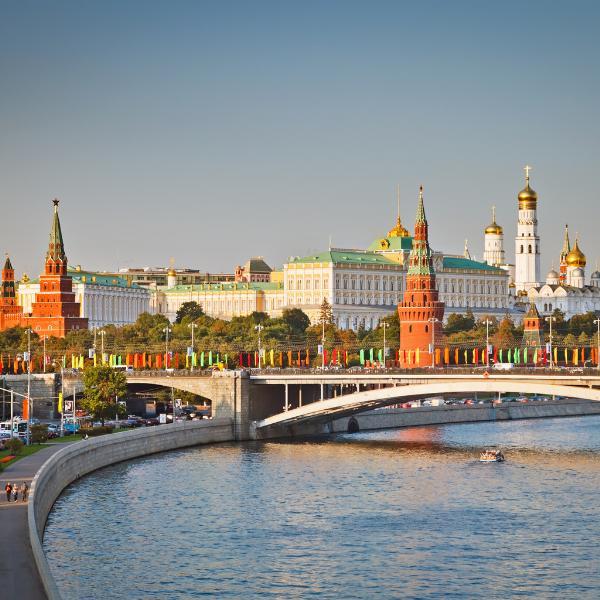 Более 3 млн туристов посетили Москву во время ЧМ-2018