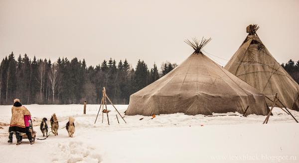В самом северном городе России построят первую этнодеревню
