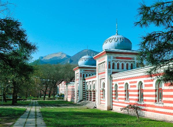 Ставрополье будет сотрудничать с Европейской ассоциацией термальных исторических городов