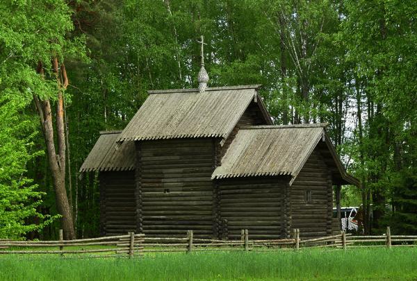 Деревянный храм XVII века отреставрировали в Великом Новгороде