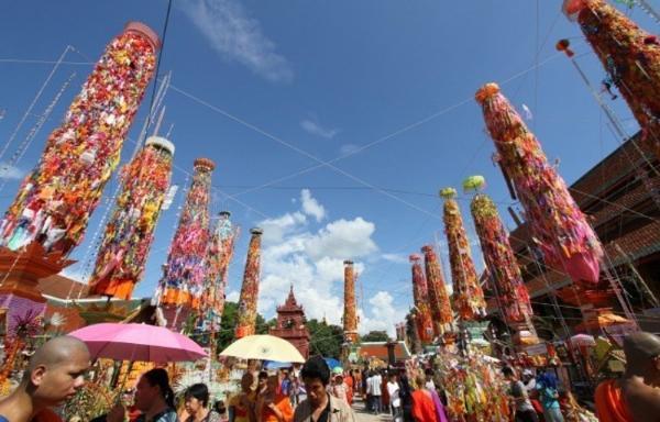 В Лампхуне туристы увидят буддийскую церемонию Салак Йом