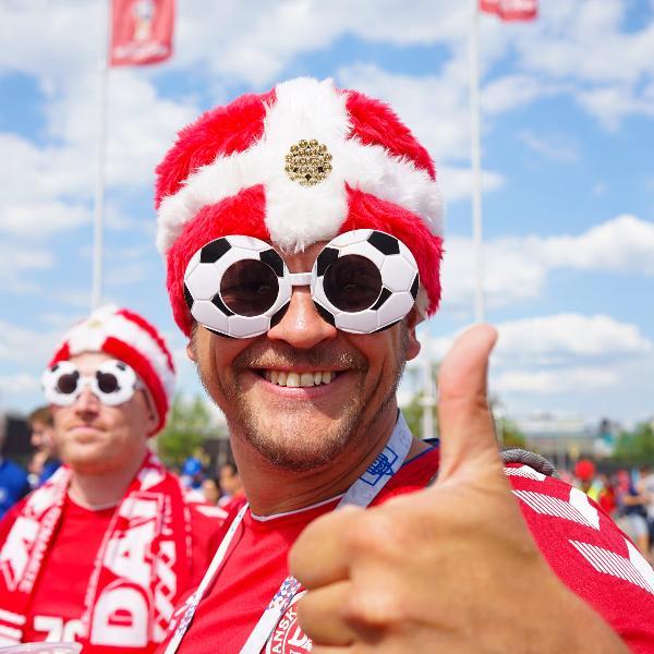 Россия разрешит безвизовый въезд болельщикам с Fan ID