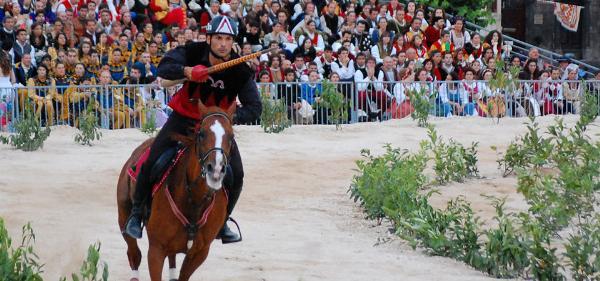 Рыцарский турнир Джостра-ди-Сульмона пройдет 28-29 июля и 4-5 августа