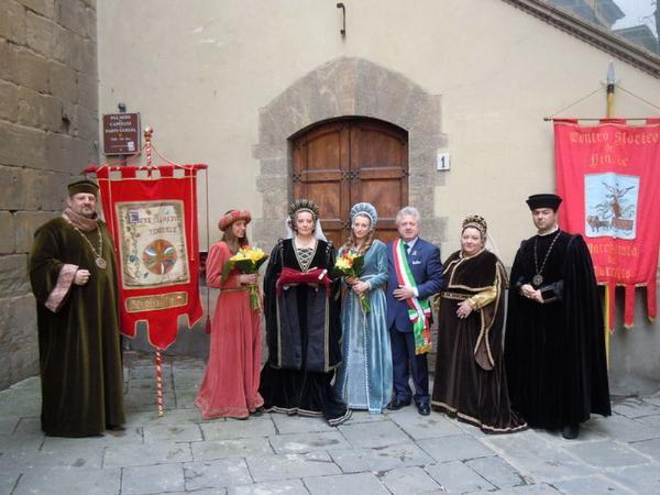Праздник «Средневековый август» пройдет 25 июля - 6 августа в Вентимилье
