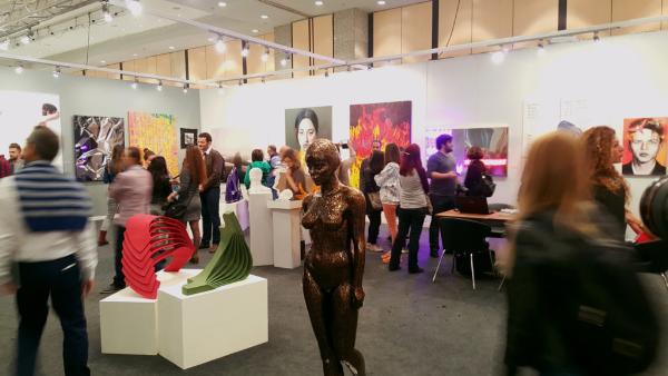 В Стамбуле пройдет 13-я выставка современного искусства Contemporary Istanbul 2018