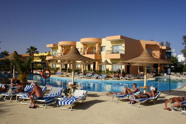 Заполняемость отелей Шарм-эш-Шейха летом превысила 50%