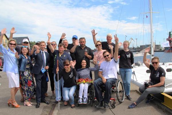 Международный фестиваль «Паруса духа» завершился регатами под Калининградом