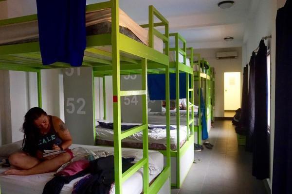 Rusland SP решила открыть хостелы Mad Monkey Hostels в Петербурге
